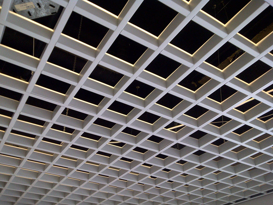 Sas Trucell 120 Ceiling